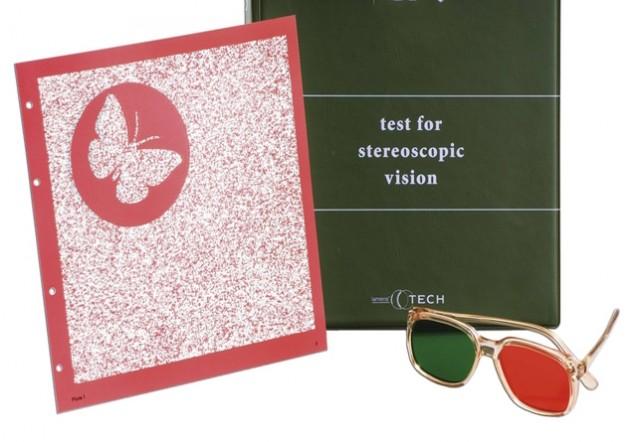 Qué es la prueba de estereopsis