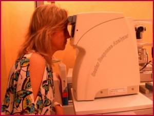 El ORA del IOA es probablemente el método actual más exacto para la medición real de la presion ocular.