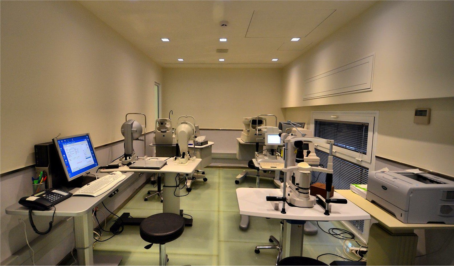 Diagnostic Room