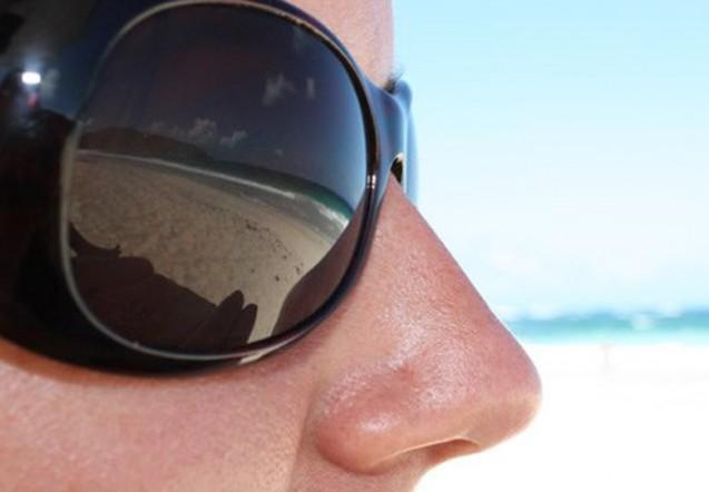 Gafas de sol adecuadas