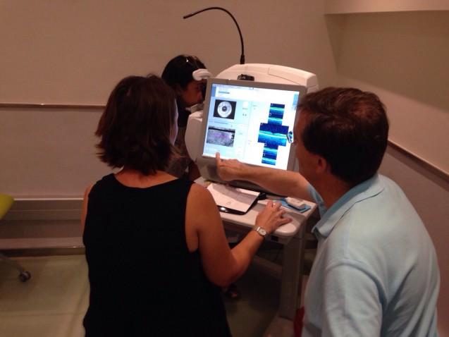 El Instituto Oftalmológico Amigó adquiere una avanzada herramienta de diagnóstico ocular